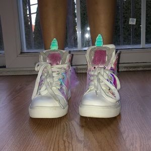Other - Unicorn kids shoes